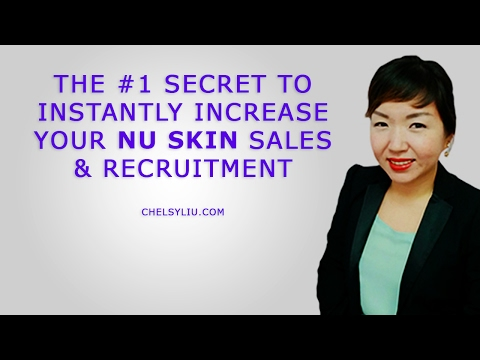 NuSkin Canada Australia: #1 Secret To Explode Your Recruiting | Nu Skin Singapore Review