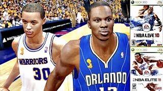 The Evolution Of NBA Live 🏀  | NBA Live 10 - NBA Elite 11 XBOX360!!! Ep.4 | The Road To NBA Live 18
