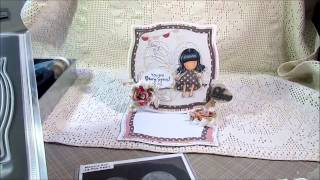 One Little Dreamer  DT & Card challenge with Tracy Thumbnail