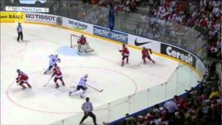 MS HOKEJ 2011 čtvrtfinále Česko - USA 4:0