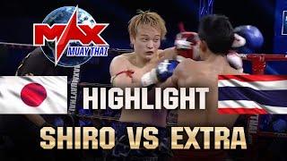 (THAILAND VS JAPAN) EXTRA VS SHIRO