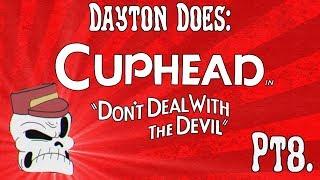 Cuphead Pt8. : Wrecking The Robot & Struggling With Phantom Express. (Steam PC Gameplay VentureBeat)