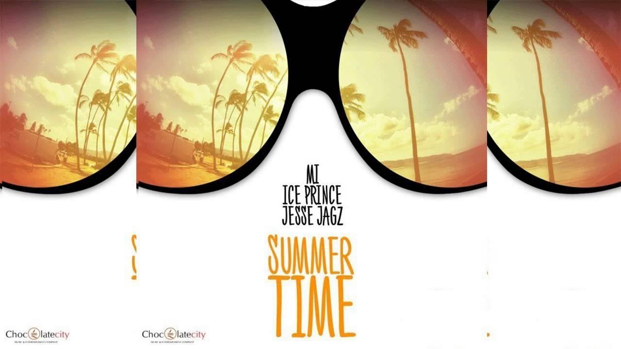 Download M.I x Ice Prince x Jesse Jagz - Summer Time