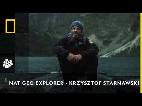 NAT GEO EXPLORER | KRZYSZTOF STARNAWKSI | National Geographic