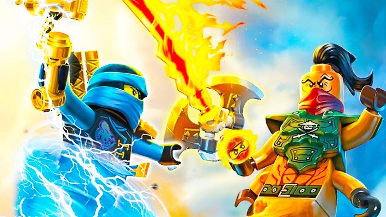 Lego ninjago skybound ninjago apps game episode for kids - Ninjago episode 5 ...