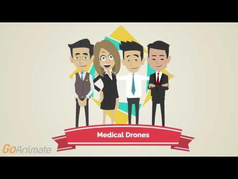 Medical Drones - QDrones