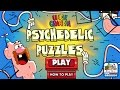 Uncle Grandpa: Psychedelic Puzzles - Solve The Crazy Jumbled Puzzles (Cartoon Network Games)