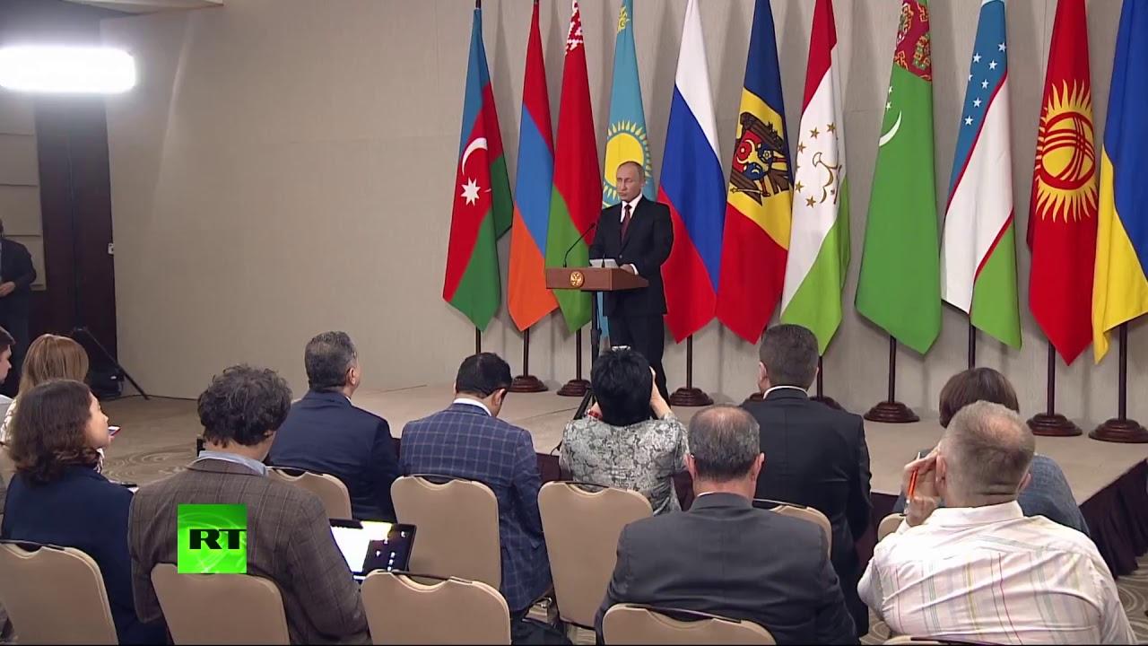 Владимир Путин на саммитах ЕАЭС и СНГ: основные направления цифровой повестки утверждены!