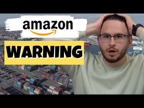 WARNING: Los Angeles Port Delays for Amazon FBA Products