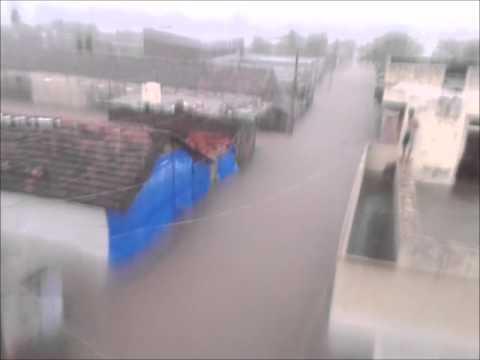 Gujarat flood Kukavav village