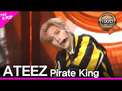 ATEEZ, Pirate King [THE SHOW 181113]