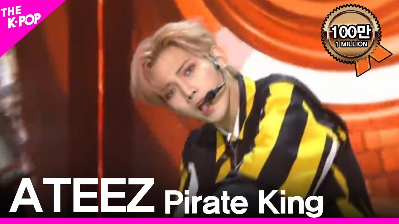 Ateez Pirate King