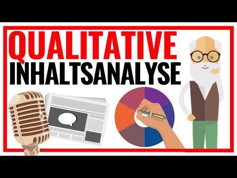 Forschungsmethodik - Lektion 9: Methoden der qualitativen Analyseиз YouTube · Длительность: 9 мин23 с