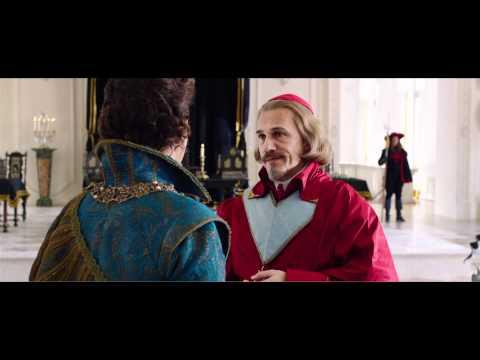 Die drei Musketiere - offizieller Trailer- Ab 1.9.2011 nur im Kino