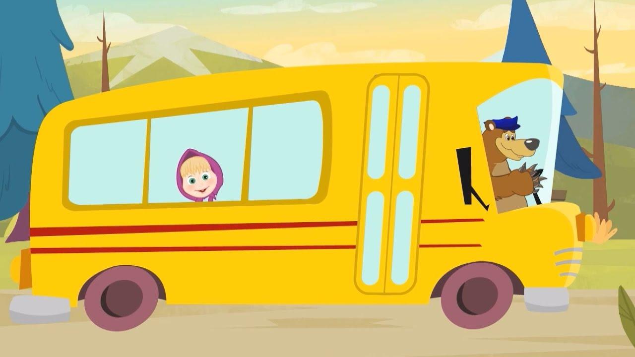 Le ruote dell autobus in italiano canzoni per bambini