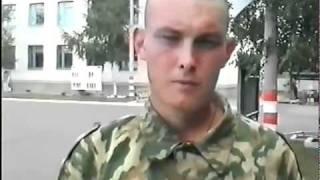 Интервью солдат из Дисбата / Disbat-soldiers' interviews