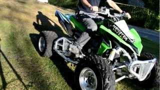 Quad Kawasaki KFX 450 - A vendre