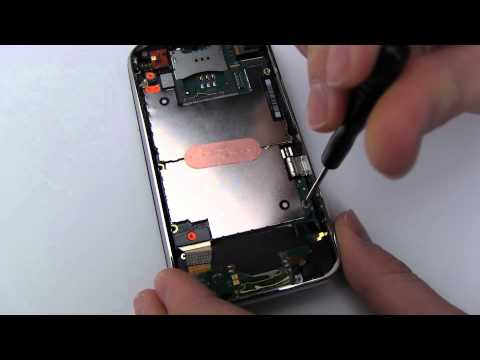How To Replace Your Apple iPhone 3G Battery