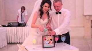 Песочная церемония на свадьбе 5.09.15 arthall.od.ua
