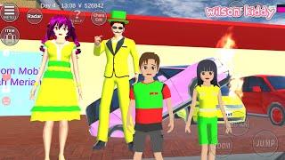 Sakura Yuta Mio Hampir Terbeli Mobil Rongsokan 😱😄 | Sakura Simulator | Game Wilson Kiddy screenshot 1