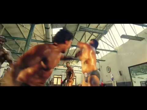 I movie gym fight uncut version