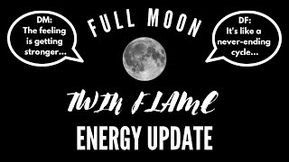Twin Flame ● JULY FULL MOON ● Energy Update + Check In ⎮Twin Flame Reading Today