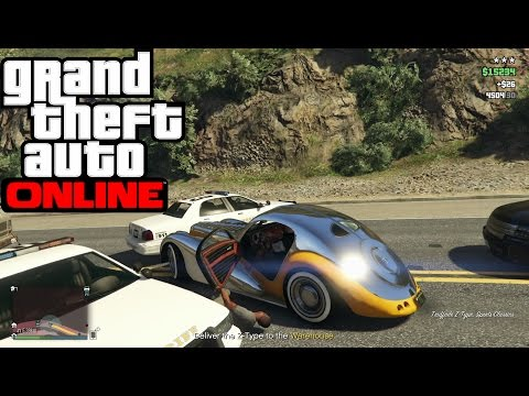 GTA 5 Online - Stealing and Selling All 12 Top Range/Most Expensive Cars (Import/Export DLC)