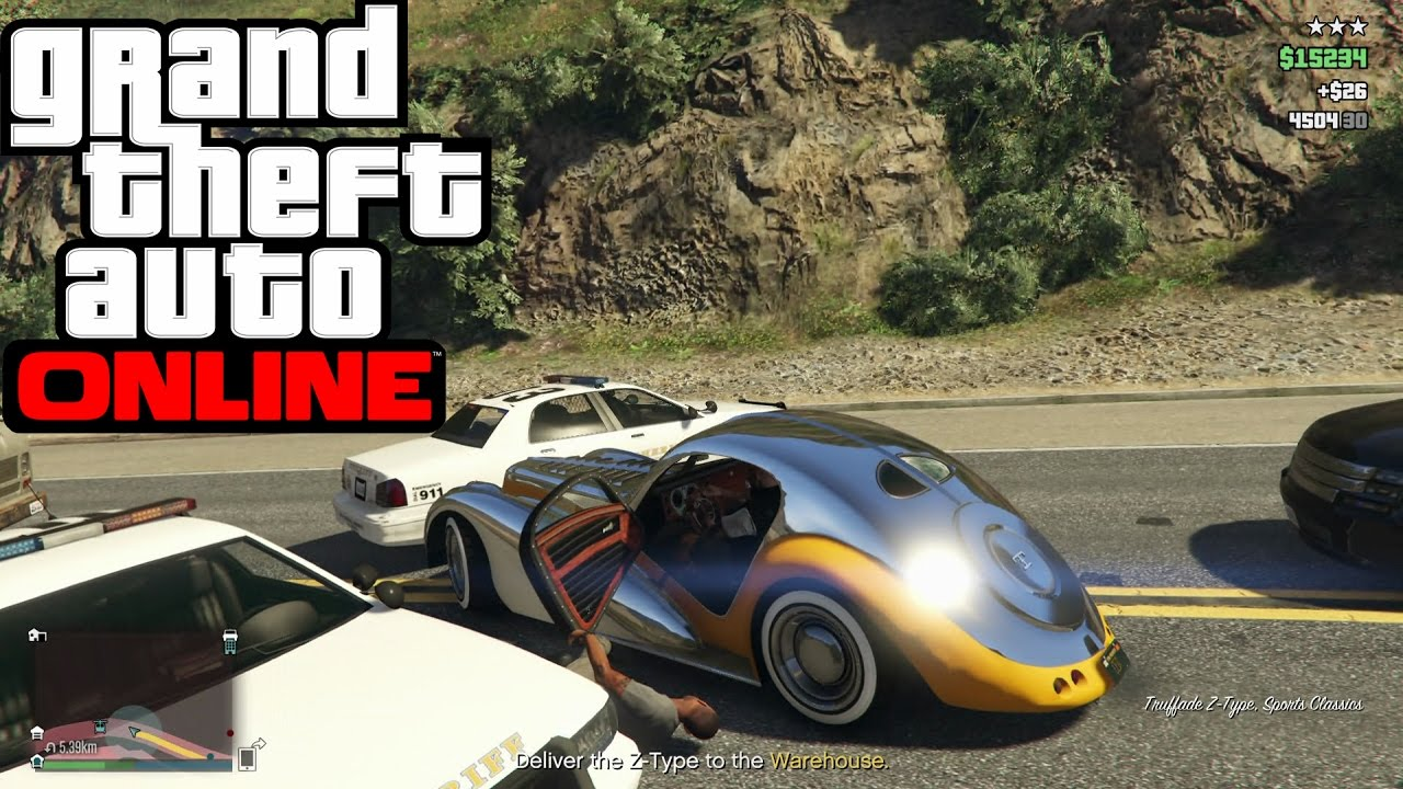 GTA 5 Online - Stealing and Selling All 12 Top Range/Most Expensive ...