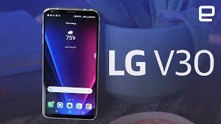 LG V30 hands-on at IFA 2017