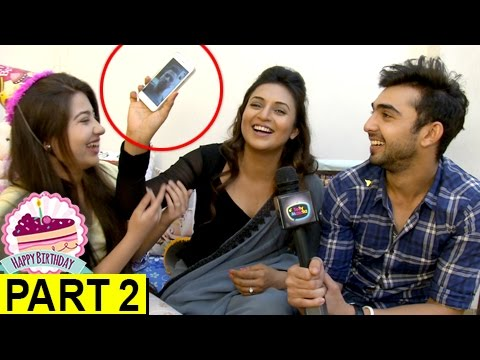 Vivek Dahiya's Special BIRTHDAY SURPRISE For Divyanka Tripathi | Ye Hai Mohabbatein | Part 2