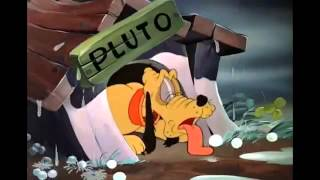 Pluto Cartoons Vol. 1 | Over One Hour Non-Stop!