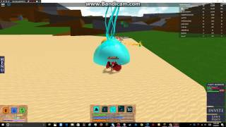 Wind and Storm moves! Elemental BattleGrounds //Roblox//