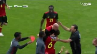 Laurent Ciman Goal Belgium 3 2 Norway