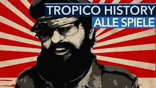 Tropico 1 bis 6 - Erfolgsserie trotz fatalem Entwickler-Irrtum