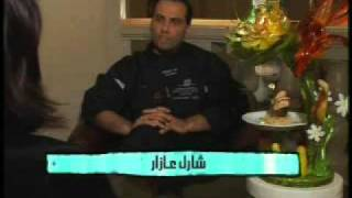 Chef Charles Azar \sugar Showpiece\easter Sugar Work\lebanese Chefs\pastry Chefs