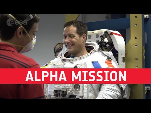 Thomas Pesquet - Alpha Mission