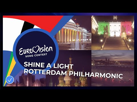 Buildings in the spotlight - Shine A Light by the Rotterdam Philharmonic - Europe Shine A Light