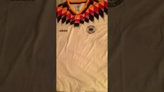 GOGOALSHOP.COM Germany Retro Shirt Review