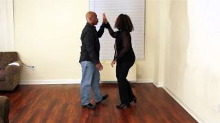 Keith Whetstone Swing Out Dance Dfw Style Tutorial Vl2  1-1-2015