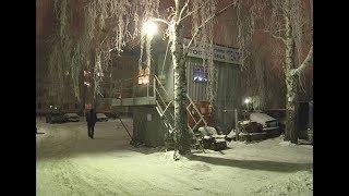 В Нижнекамске закрывают автостоянку за драмтеатром
