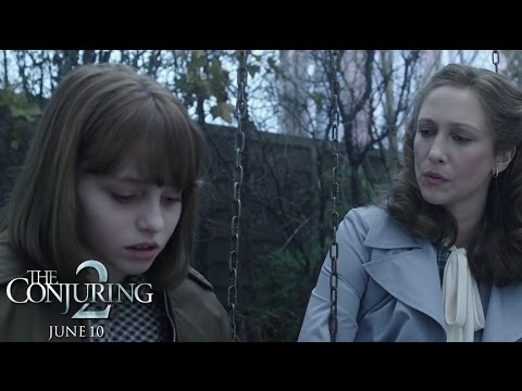 The Conjuring 2 - Official Teaser Trailer...