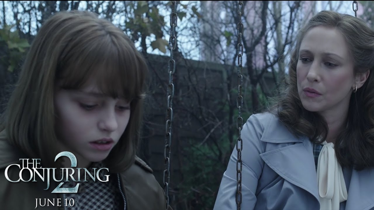 the conjuring 2 official