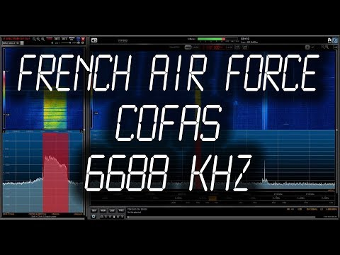French Air Force, Strategic Air Forces Command, France - 6688 kHz