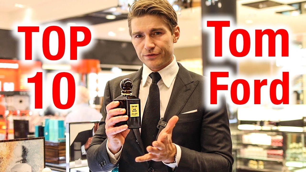 Top 10 Best Tom Ford Fragrances