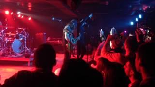 Blindside Live NYC The Marlin Room Webster Hall 10/10/15