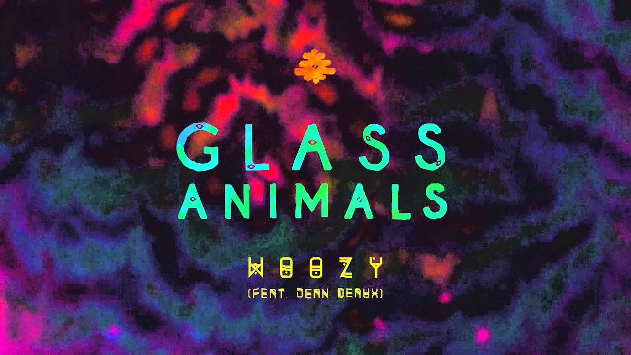 Glass Animals Gooey Moss