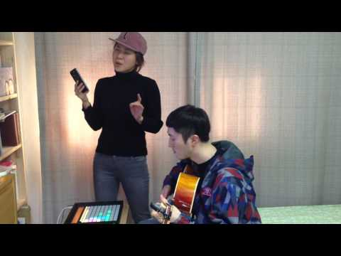 (Cover) Andra day - City burns by 'Lapin Agile' (Korean duo musician)