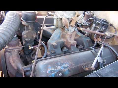 1958 Studebaker Commander Rescue Video 12