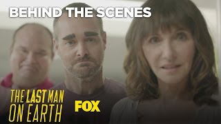 Bloopers: Don't Touch Me   Season 3 Ep. 5   THE LAST MAN ON EARTH
