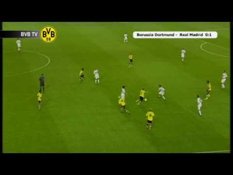 Dortmund vs Real Madrid 0:5